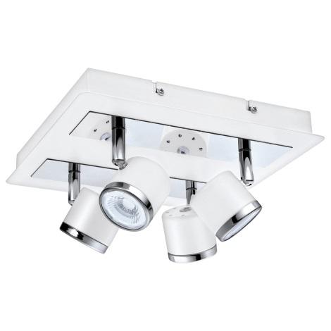 Eglo 94559 - LED Bodové svítidlo PIERINO 4xLED/5W/230V
