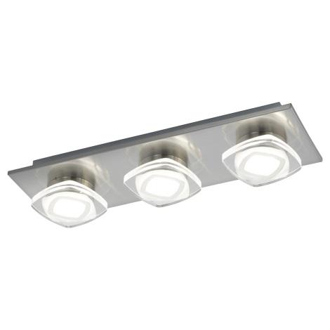 Eglo 94571 - LED stropní svítidlo MARCHESI 3xLED/4,5W/230V