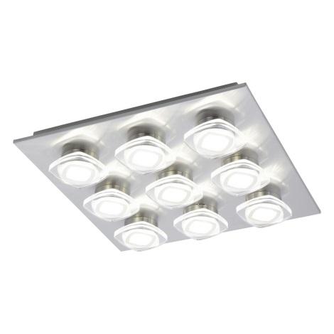 Eglo 94573 - LED stropní svítidlo MARCHESI 9xLED/4,5W/230V
