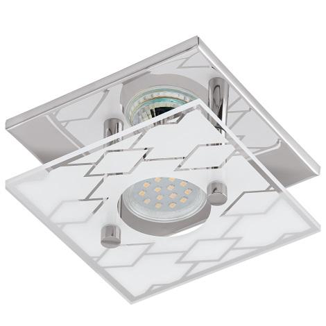 Eglo 94574 - LED stropní svítidlo DOYET 1xGU10-LED/3W/230V