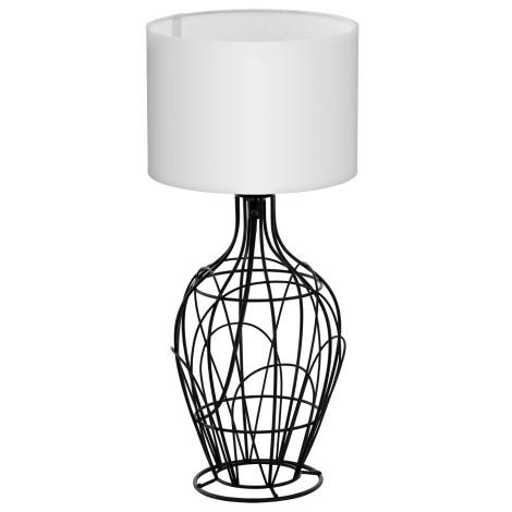 Eglo 94607 - Stolní lampa FAGONA 1xE27/60W/230V