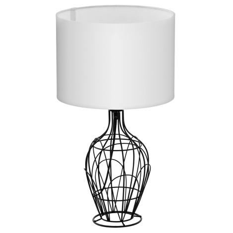 Eglo 94608 - Stolní lampa FAGONA 1xE27/60W/230V