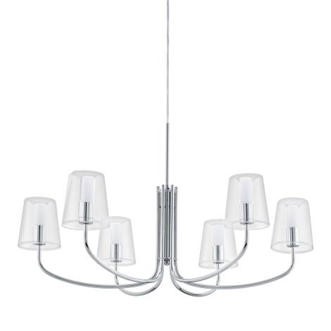 Eglo 94622 - LED lustr NOVENTA 6xLED/3,3W/230V