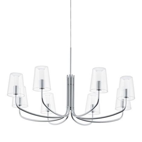 Eglo 94623 - LED lustr NOVENTA 8xLED/3,3W/230V