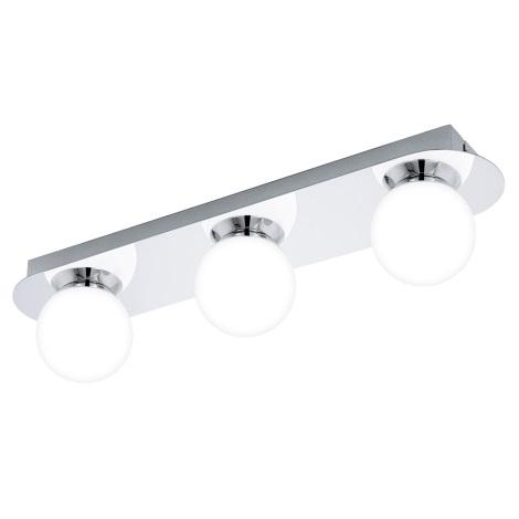 Eglo 94628 - LED koupelnové svítidlo MOSIANO 3xLED/3,3W/230V IP44