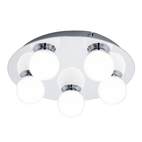 Eglo 94631 - LED koupelnové svítidlo MOSIANO 5xLED/3,3W/230V