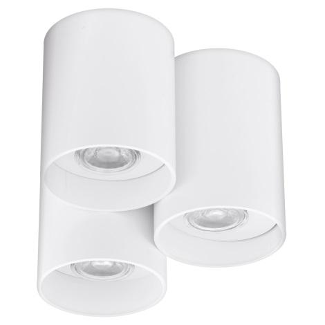 Eglo 94633 - LED Stropní svítidlo LASANA 3xGU10-LED/3,3W/230V