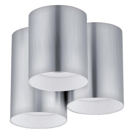 Eglo 94634 - LED Stropní svítidlo LASANA 3xGU10-LED/3,3W/230V
