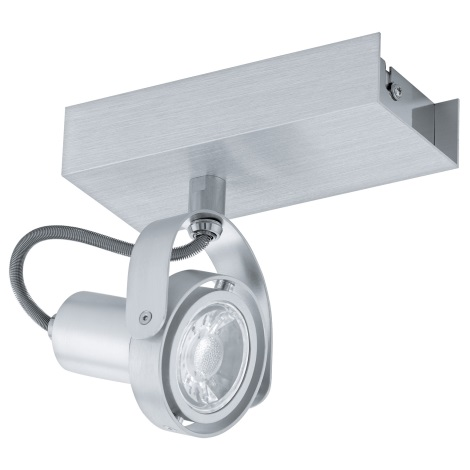 Eglo 94642 - LED Bodové svítidlo NOVORIO 1xGU10-LED/5W/230V
