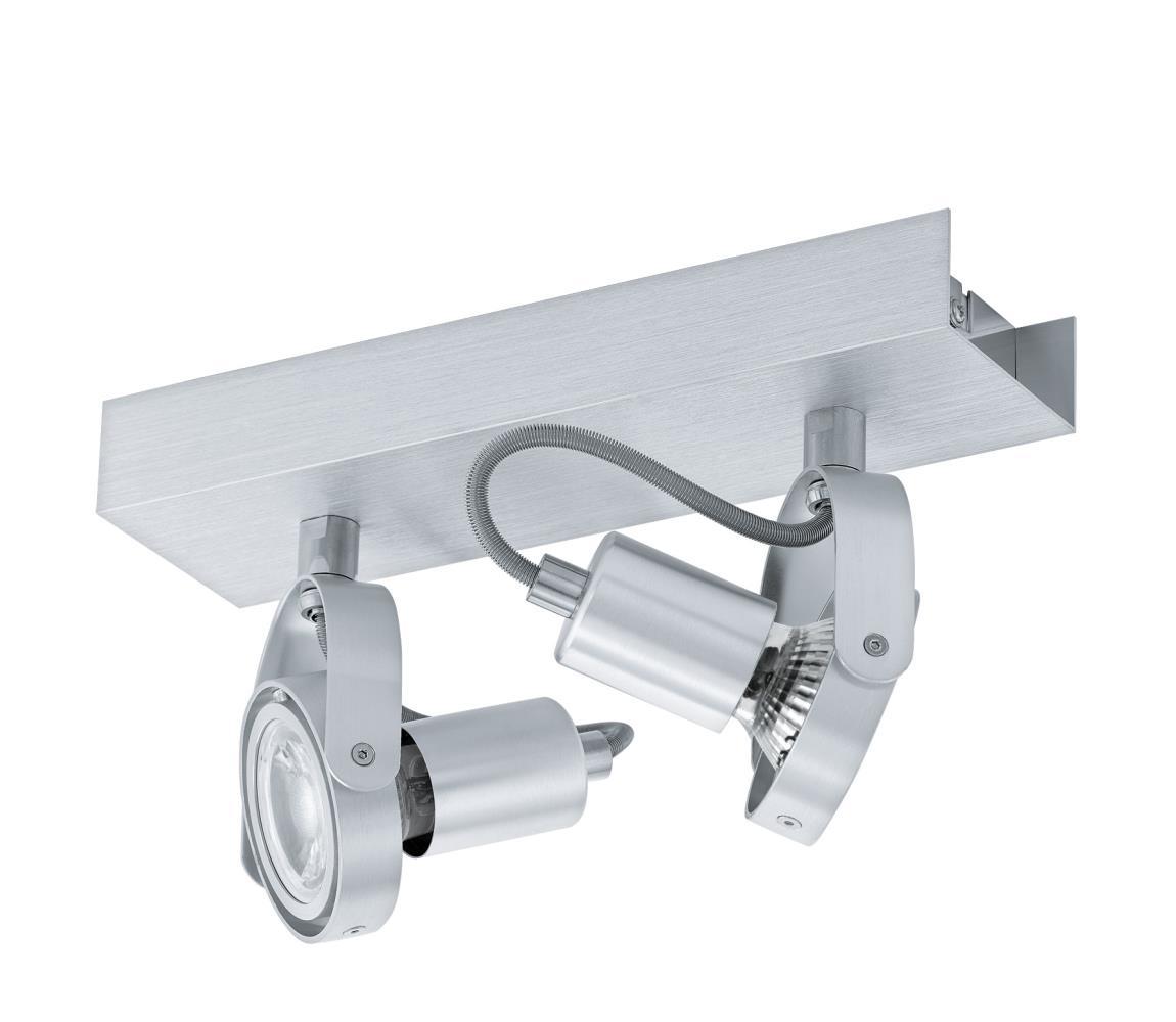Eglo 94643 - LED Bodové svítidlo NOVORIO 2xGU10/5W/230V EG94643