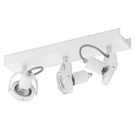 Eglo 94648 - LED Bodové svítidlo NOVORIO 3xGU10-LED/5W/230V