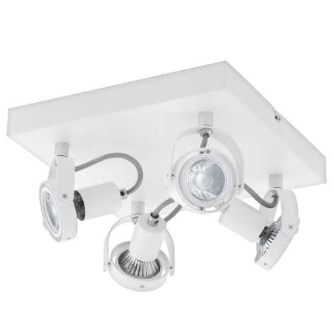 Eglo 94649 - LED Bodové svítidlo NOVORIO 4xGU10-LED/5W/230V