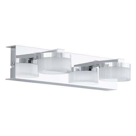 Eglo 94652 - LED koupelnové nástěnné svítidlo ROMENDO 2xLED/4,5W/230V IP44