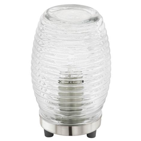 Eglo 94672 - Stolní lampa VARMO 1xE27/42W/230V