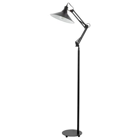 Eglo 94681 - Stojací lampa CHANTRY 1xE27/60W/230V