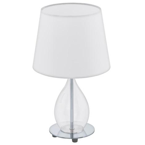 Eglo 94682 - Stolní lampa RINEIRO 1xE14/40W/230V