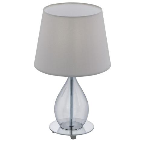 Eglo 94683 - Stolní lampa RINEIRO 1xE14/40W/230V