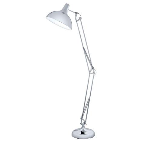 Eglo 94703 - Stojací lampa BORGILLIO 1xE27/60W/230V