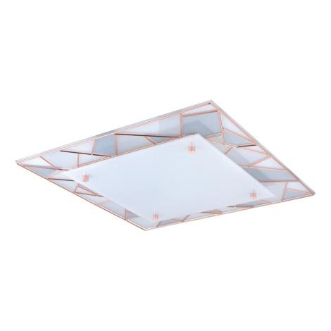 Eglo 94747 - Stropní světlo PANCENTO 1 1xLED/16W/230V