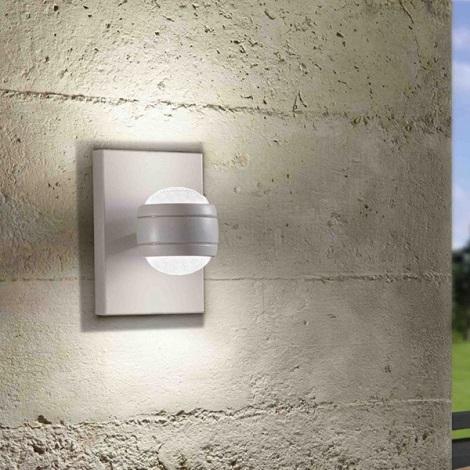 Eglo 94796 - LED venkovní svítidlo SESIMBA 2xLED/3,7W/230V
