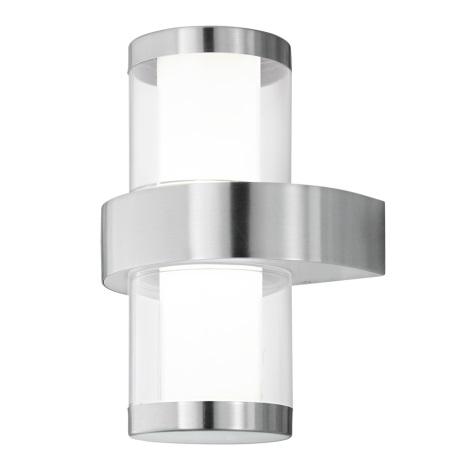 Eglo 94799 - Venkovní nástěnné svítidlo BEVERLY 1 2xLED/3,7W/230V