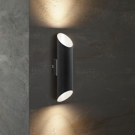 Eglo 94804 - LED venkovní svítidlo AGOLADA 2xLED/3,7W/230V