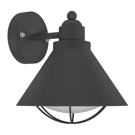 Eglo 94805 - Venkovní svítidlo BARROSELA 1xE27/40W/230V