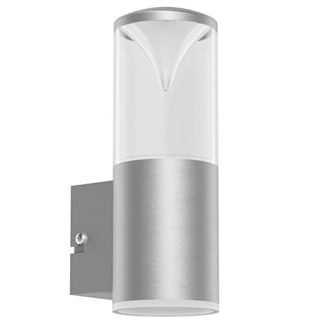 Eglo 94811 - LED venkovní svítidlo PENALVA 2xLED/3,7W/230V