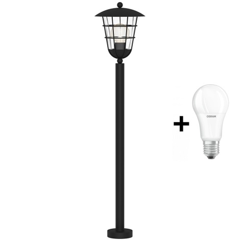 Eglo 94836 - LED Venkovní svítidlo PULFERO 1xE27/9W/230V IP44