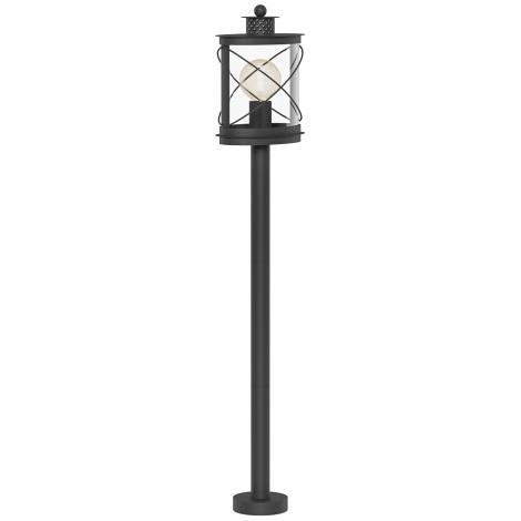 Eglo 94844 - Venkovní lampa HILBURN 1xE27/60W/230V