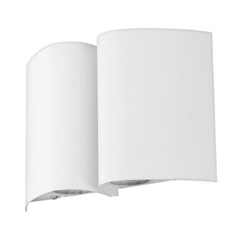 Eglo 94846 - Venkovní nástěnné svítidlo SUESA 4xLED/2,5W/230V