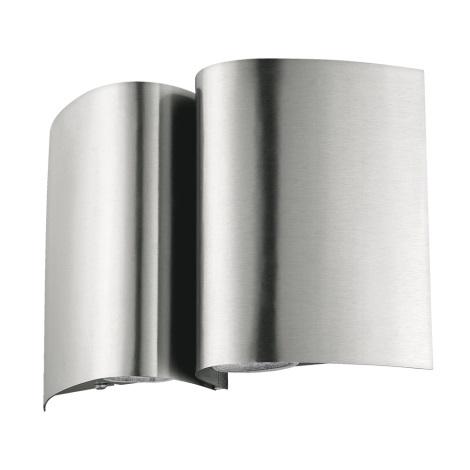 Eglo 94847 - Venkovní nástěnné svítidlo SUESA 4xLED/2,5W/230V