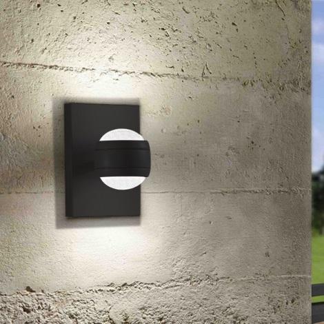 Eglo 94848 - LED venkovní svítidlo SESIMBA 2xLED/3,7W/230V