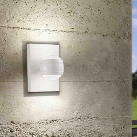 Eglo 94849 - LED venkovní svítidlo SESIMBA 2xLED/3,7W/230V