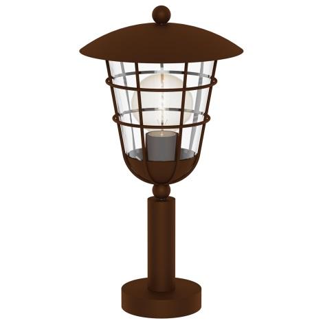 Eglo 94856 - Venkovní svítidlo PULFERO 1 1xE27/60W/230V
