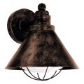 Eglo 94858 - Venkovní svítidlo BARROSELA 1xE27/40W/230V IP44