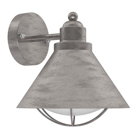 Eglo 94859 - Venkovní svítidlo BARROSELA 1xE27/40W/230V IP44