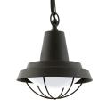 Eglo 94861 - LED Venkovní lustr COLINDRES 1 1xE27/8,5W/230V IP44