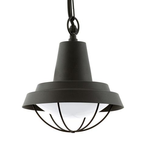 Eglo 94861 - Venkovní lustr COLINDRES 1 1xE27/60W/230V