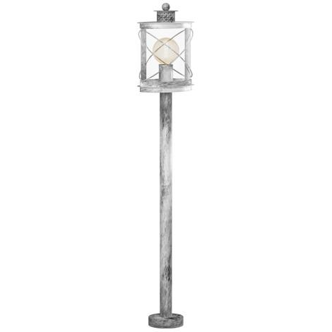 Eglo 94868 - Venkovní lampa HILBURN 1 1xE27/60W/230V