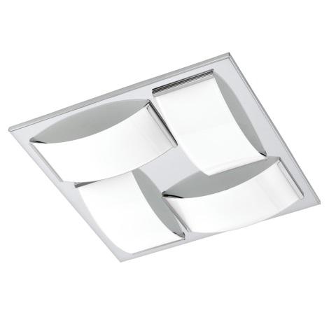 Eglo 94884 - LED koupelnové stropní svítidlo WASAO 1 4xLED/5,4W/230V