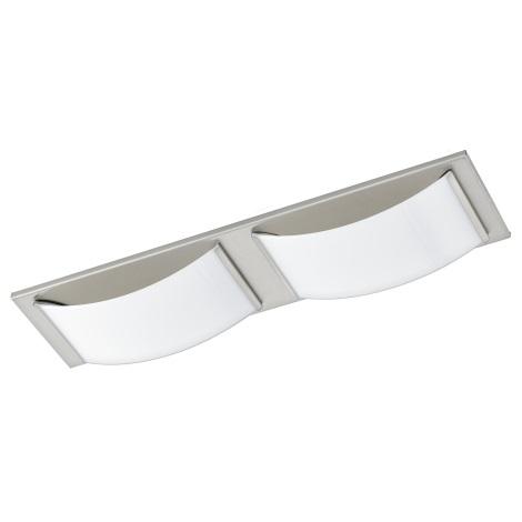 Eglo 94886 - LED koupelnové stropní svítidlo WASAO 1 2xLED/5,4W/230V
