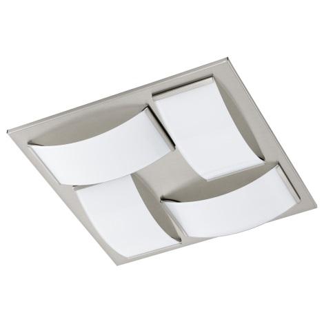 Eglo 94888 - LED koupelnové stropní svítidlo WASAO 1 4xLED/5,4W/230V