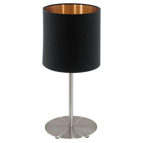 Eglo 94917 - Stolní lampa MASERLO 1xE27/60W/230V