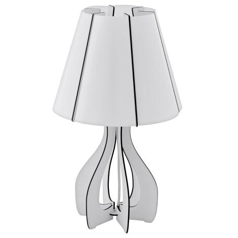 Eglo 94947 - Stolní lampa COSSANO 1xE27/60W/230V