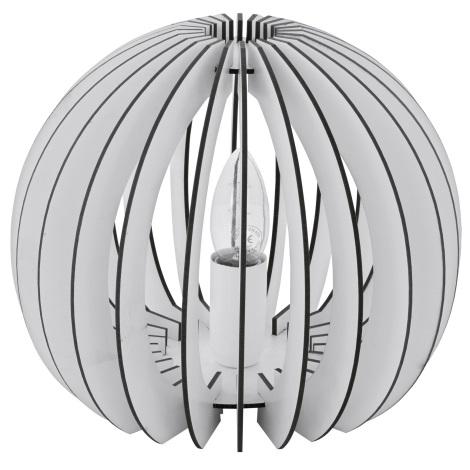 Eglo 94949 - Stolní lampa COSSANO 1xE27/60W/230V