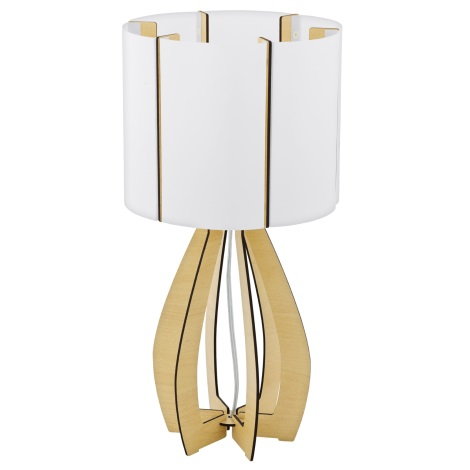 Eglo 94952 - Stolní lampa COSSANO 1xE27/60W/230V
