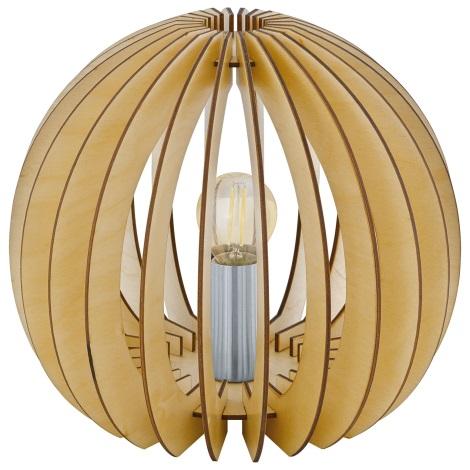Eglo 94953 - Stolní lampa COSSANO 1xE27/60W/230V