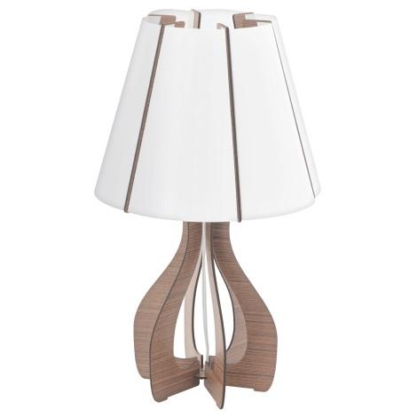 Eglo 94954 - Stolní lampa COSSANO 1xE27/60W/230V