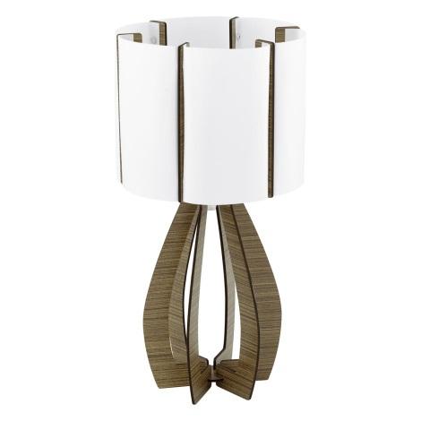 Eglo 94955 - Stolní lampa COSSANO 1xE27/60W/230V